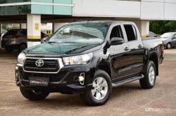 Toyota Hilux Cabine Dupla SR A4FD 4P