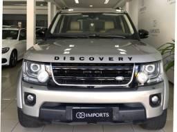 DISCOVERY 4 2014/2014 3.0 SE 4X4 V6 24V BI-TURBO DIESEL 4P AUTOMÁTICO