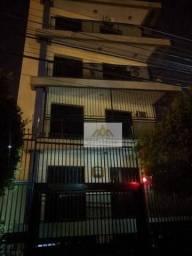 Apartamento com 1 dormitório para alugar, 47 m² por R$ 800/mês - Campos Elíseos - Ribeirão