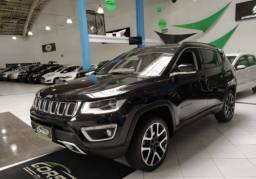 Jeep compass limited diesel 4x4 unico dono oportunidade