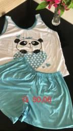 Lindos Pijamas Femininos de qualidade