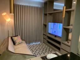 Apartamento com 1 dormitório para alugar, 33 m² por R$ 2.200,00/mês - Jardim Tarraf II - S