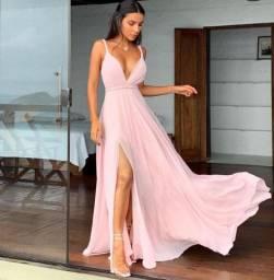 Vendo vestido de luxo madrinha casamento
