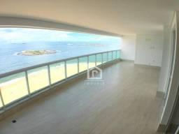 Ed. Marina Bay Residences Novo 4 Suítes com de frente para o Mar na Praia de Beverly Hills