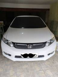 Vendo ou Troco Honda Civic Lxs 1.8 2014 Manual