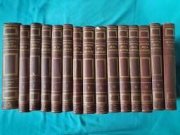 Enciclopedia Delta Larousse - 16 volumes