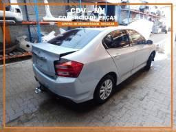 Sucata Honda City 1.5 115cv Automático 2015 (Somente Peças)