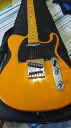 Telecaster Captadores Fender Tex Mex Tagima TW55 Elétrica Fender NOVÍSSIMA comprar usado  Trindade