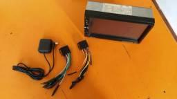 Multimídia MP5 universal com GPS offline comprar usado  Sertãozinho
