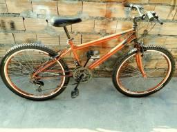 Usado, Bicicleta aro 26 quadro rebaixado comprar usado  Suzano
