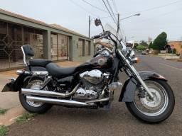 Honda shadow 750 - 15 mil km