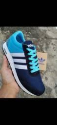 Adidas neo azul marinho/azul turquesa
