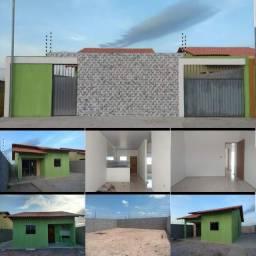 Vendo casa p/ financiar, no bairro Imperador, Castanhal.