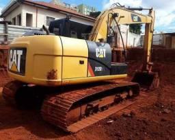 Escavadeira CAT 312D