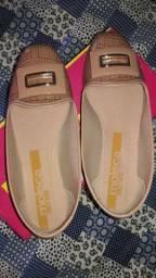 Vendo sapatilha Moleca (30 R$)