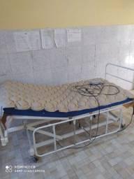 Colchão inflável hospitalar com bomba elétrica