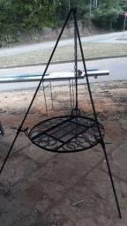Trempe fogão de campeiro