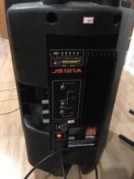 Caixa ativa JBL 150w rms