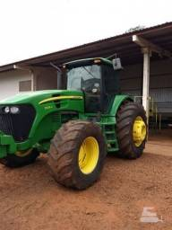 Trator agrícola JHON DEERE 7225J