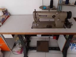 Vendo máquina de costura reta BROTHER
