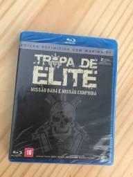 Blu-ray Tropa de Elite