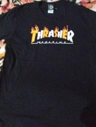 Camisa Thrasher Original nunca usada pra sair hoje