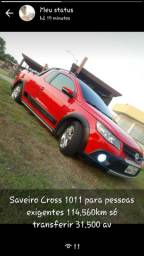 Saveiro cross 10/11