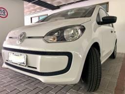 VW UP! TAKE 2015 4P - Pneus novos!