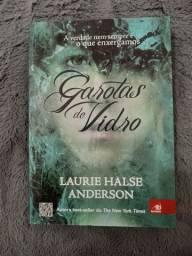 "Livro ""Garotas de Vidro"" de Laurie Halse Anderson"