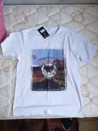 Camisetas nunca usadas com etiqueta marca cachicol