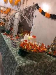 Pós festa hallowen