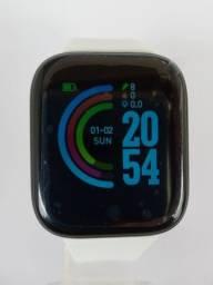SmartWatch D20 Para Trazer a Você Todos Benefícios de Uma Vida Saudável