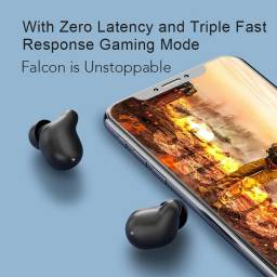 Fone de ouvido Bluetooth + Power Bank  Xiaomi/Haylou