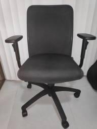 Cadeira de escritório giratória 5 pés executiva