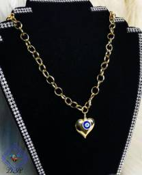 Semi jóias e folheados a partir de $25,00