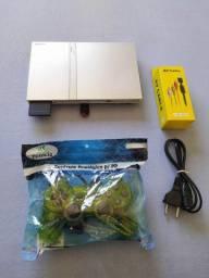 Playstation 2 - Roda Pendrive (Ac. Cartão)