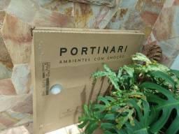 Porcelanato Portinari Geografic Retificado Esmaltado Top de linha 1 x 1 metro,