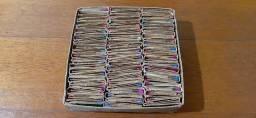 Coleção de caixas de fosforos antigas