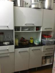 Armário cozinha 6 portas e 3 gavetas