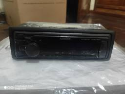 Som automotivo Kenwood