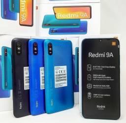 Xiaomi Redmi 9A 32Gb 2Gb-Ram-Novos Versão Global - A pronta entrega
