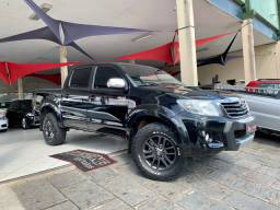 Hilux srv limited 2015 * oportunidade unica * ( gmustang veiculos )