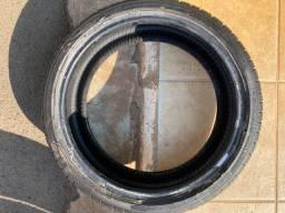 Vendo 3 pneus 195/40 r17 pirelli usados