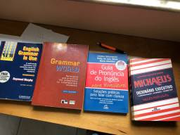 Livros para aprender ingles exercícios com respostas