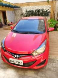 Hyundai HB20 1.6 Flex Vermelho 2014