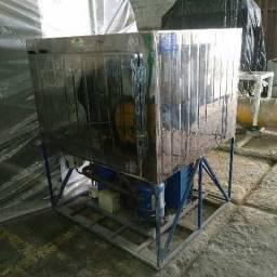 Máquina de Gelo em Barras