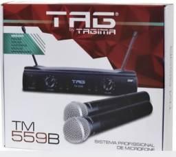 Microfone Tag Sound TM-559B ( Novo )