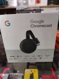 Google Chromecast geração 3 novos lacrados globais originais com garantia de 3 meses