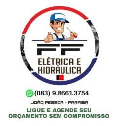 Eletricista e encanador dia de terça - zap 9  *