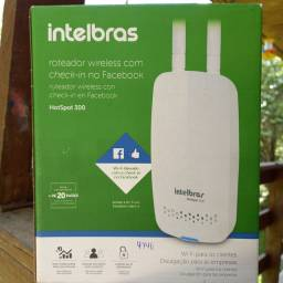 Roteador wireless corporativo
